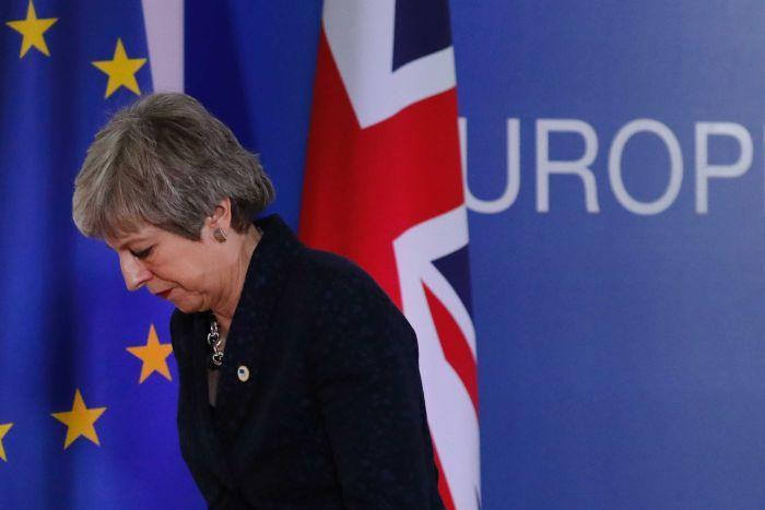 """Меј: Британија сега може да излезе од """"политичка парализа"""""""