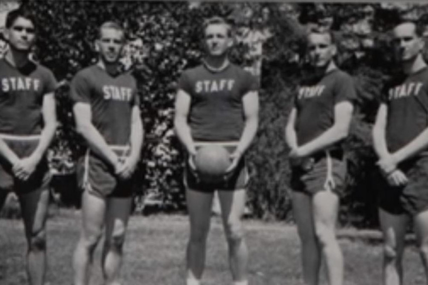 Бил успешен спортист: Еден од овие згодни момци е и Трамп