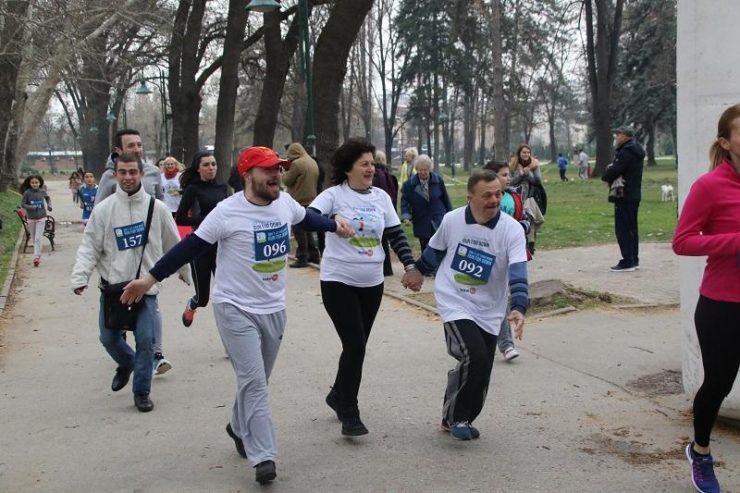 """Да ја поддржиме различноста, да трчаме за децата со Даунов синдром """"Run for Down"""""""