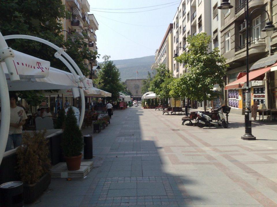 Старица и момче од Скопје каснати вчера од кучиња скитници во строгиот центар на градот