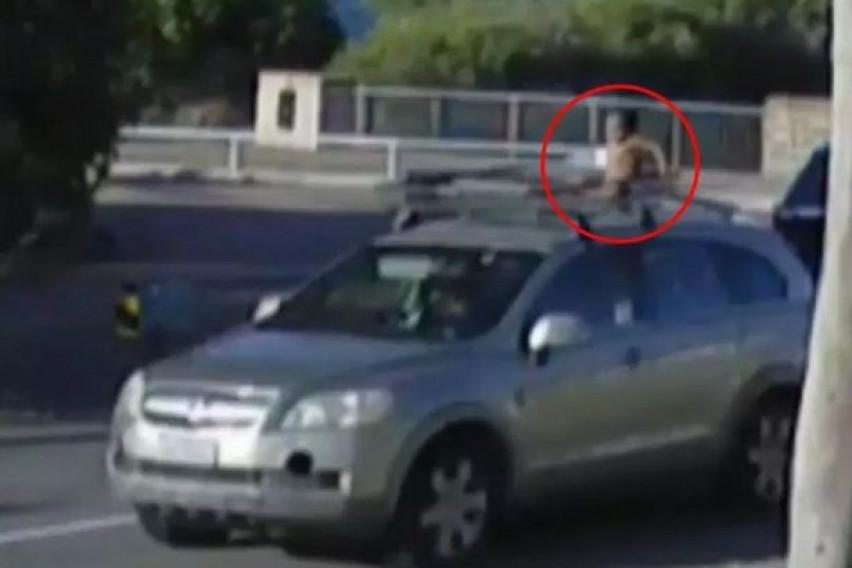 Мајка го заборавила детето на кровот на автомобилот и возела со 97 километри на час