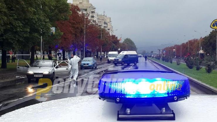 Додека бегал од полицијата удрил три возила, три лица во болница