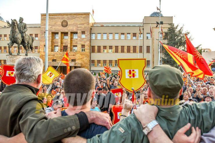 Илиевски: Ова не е закон за јавни собири, туку закон за воведување класична диктатура
