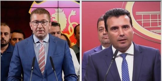 Средби Мицкоски – Ахмети и Мицкоски – Заев за техничката влада