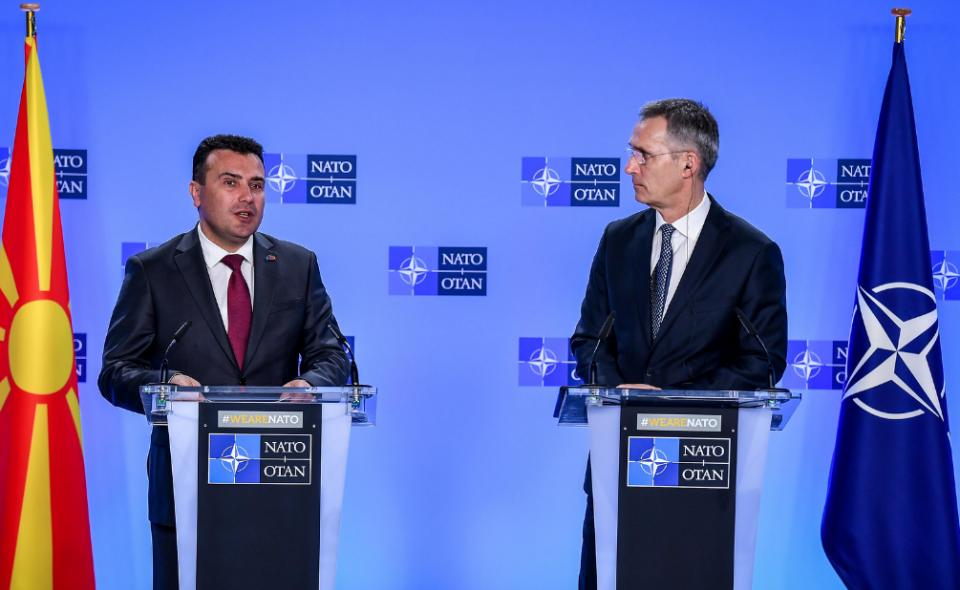 Средба Заев – Столтенберг: Македонија е посветена да ги брани и вредностите врз кои се темели НАТО