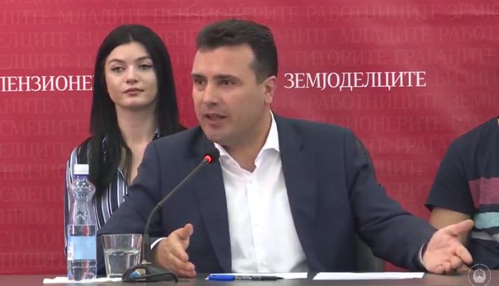 Заев од Куманово: Не се плашете дека децата ќе ви одат во војна