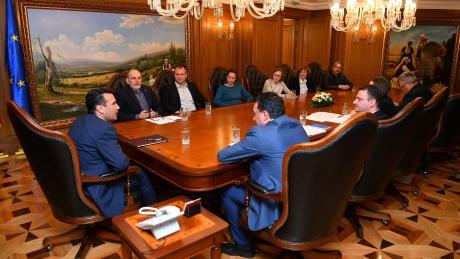 Заев вети дека ќе се почитува одлуката за запирање на изградбата на хотелот во Лагадин