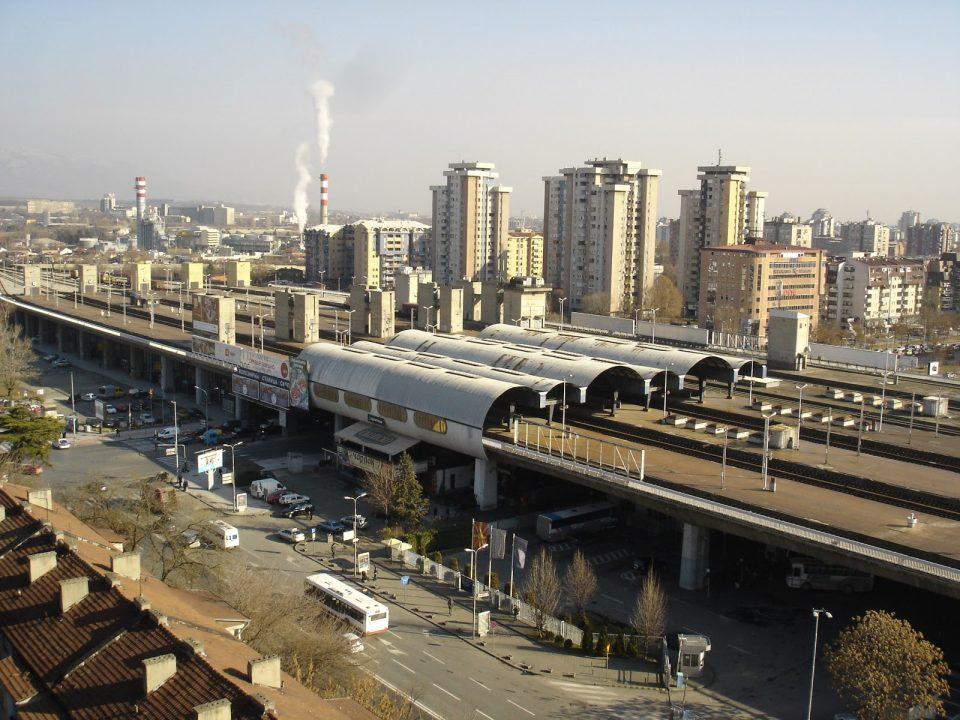 Нов ДУП кај Железничка: Ќе се градат нови згради во Центар, трговски во делот од Аеродром