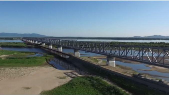 Русија и Кина споени преку првиот железнички мост