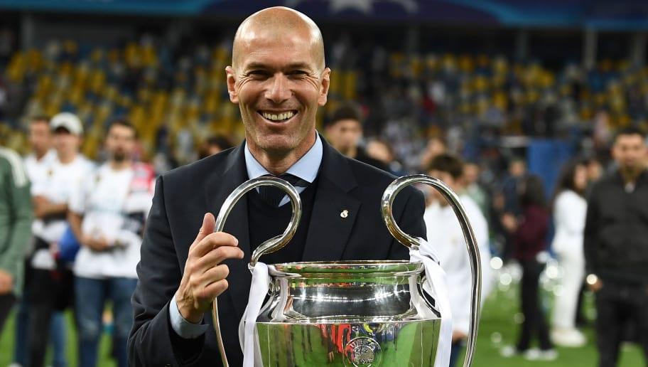 Зидан: Ла Лига ќе биде примарна цел за Реал следната сезона