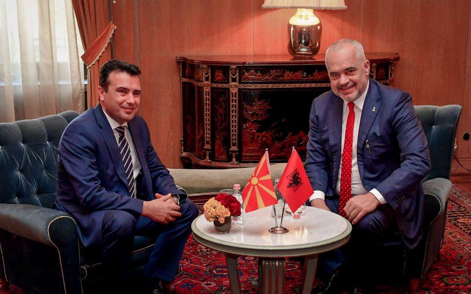 Останувањето на Македонија во пакет со Албанија е штетно и за македонскиот териотријален интегритет и за границите