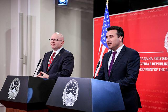 Заев: Во наредните месеци земјава може да ги исполни целите поставени од Советот на ЕУ