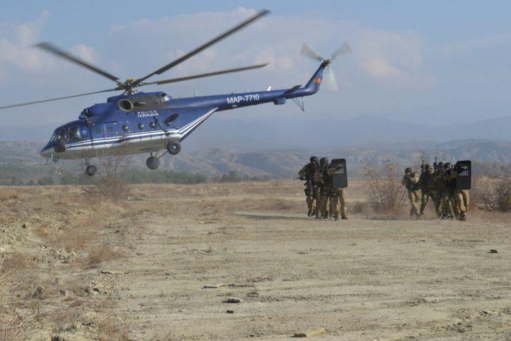 На Криволак доаѓаат 170 американски војници за воена вежба со АРМ