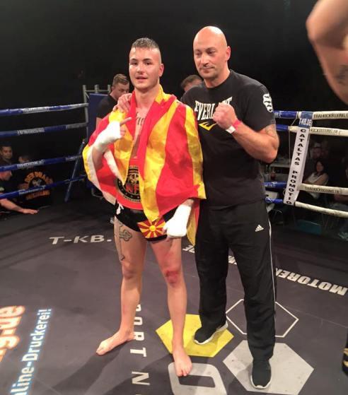 Mакедонецот Даниел Стефановски стана светски шампион