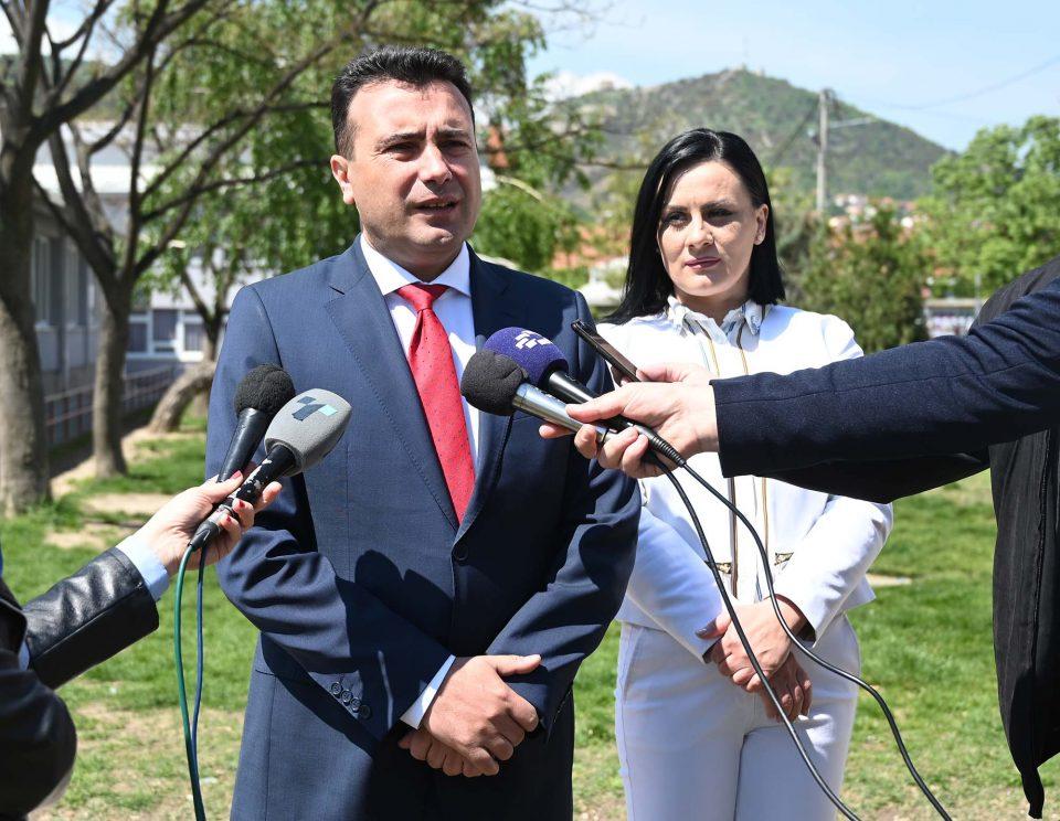 Цел мандат Заев не може патот до дома да го заврши, а не па да гради и да поврзува по државата