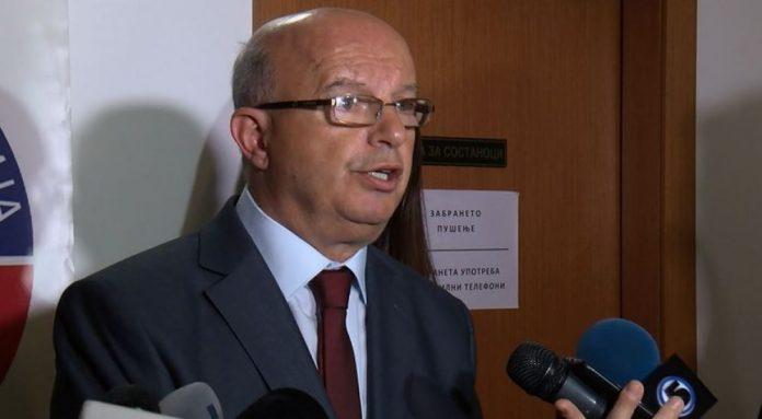 Киро Здравев е нов претседател на Судски совет