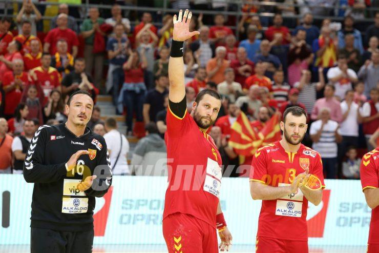 Нема повеќе билети за натпреварот Македонија-Исланд в недела