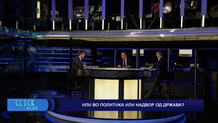 Арсовски: Очекуваме дека притисоците и нерегуларностите од страна на власта во втор круг ќе растат