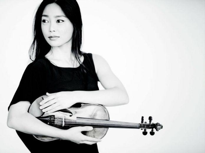 Романса со корејската виолинистка Сојанг Јун во Филхармонија