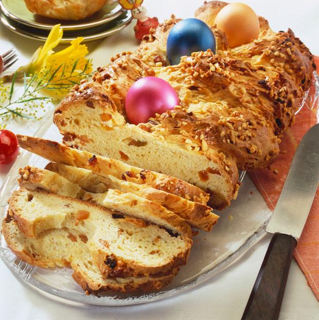 Велигденски лепчиња со кандирано овошје