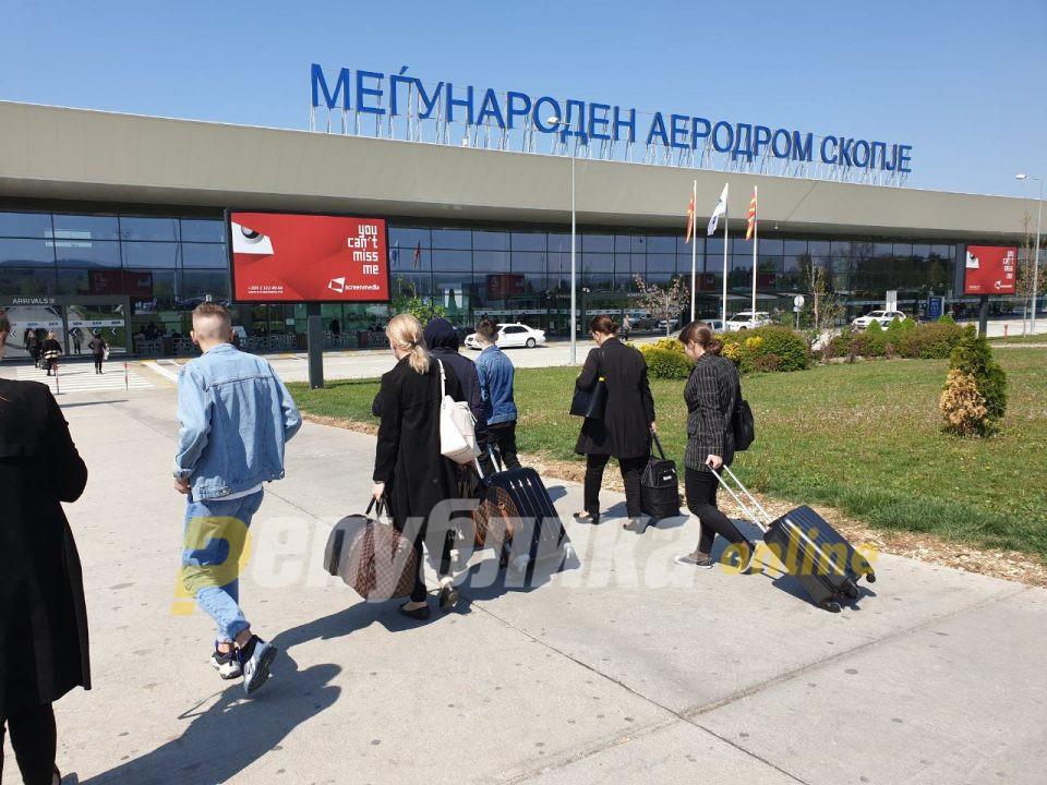 Чекаме одговор од Финска кои се заразените патници и дали имале решение за самоизолација, вели Филипче