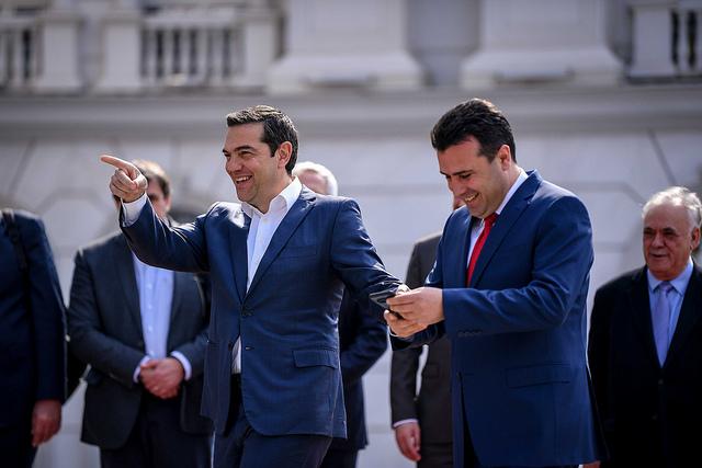 Ципрас за големиот поет Зоран Заев