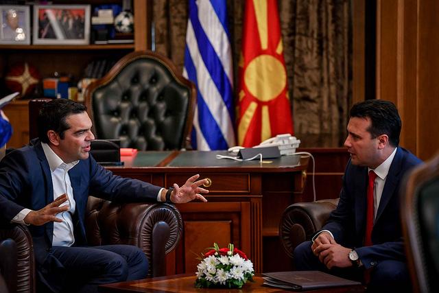 Ципрас прими награда: Ако историскиот Договор од Преспа нѐ научи на нешто, тоа е дека е време да правиме историја на Балканот