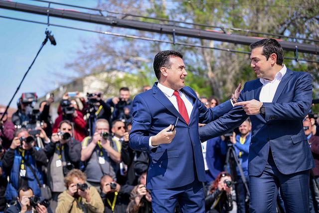 Ципрас: Горд сум на Договорот од Преспа, ја немаме Турција и на северната Граница