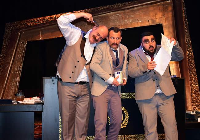 """""""Аналфабет"""" од 3 мај на репертоарот на Народен театар Охрид"""