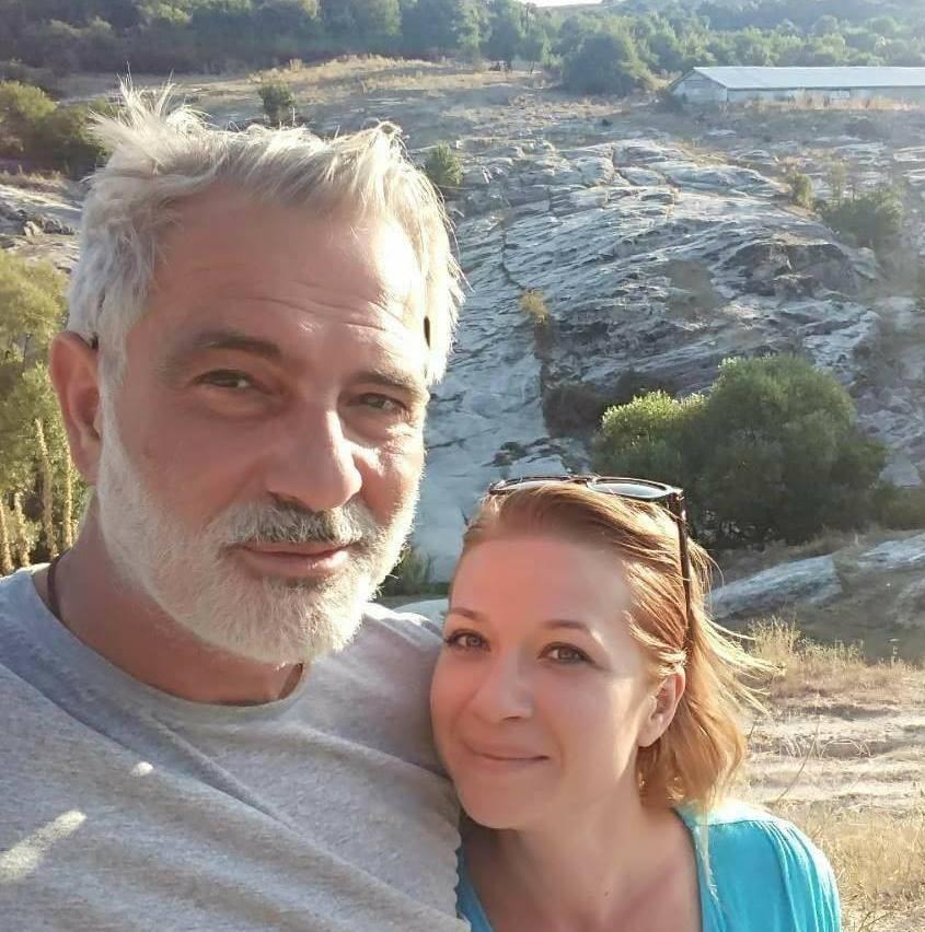 Иванка Василевска се вери со Борис Дамовски