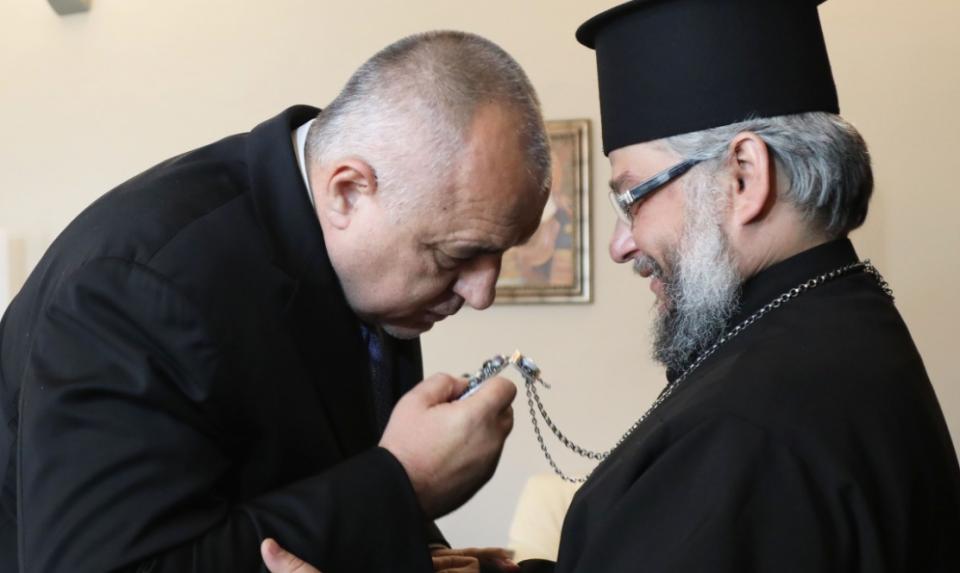 Македонски владика со бугарска црковна делегација ќе патува за Ерусалим