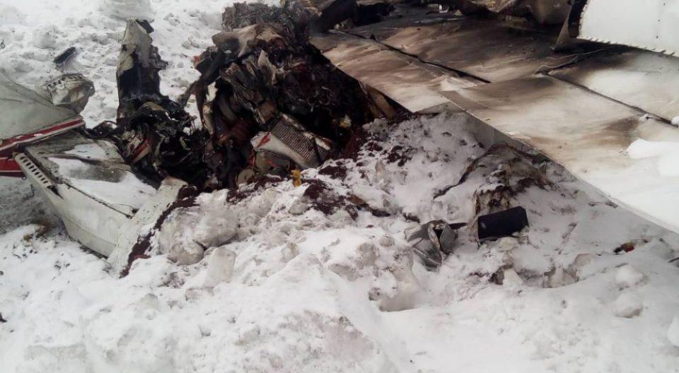 """Ветерот го урнал авионот """"цесна"""" кај Солунска глава, вели Заев"""