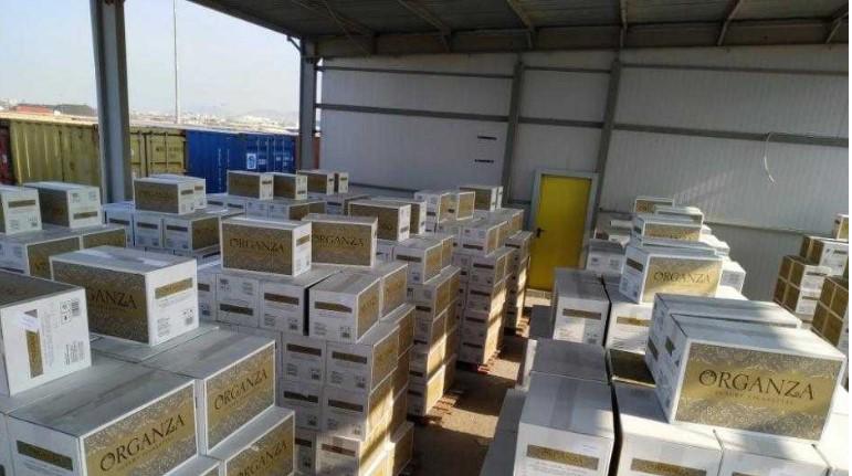 Бугарин фатен со 2.000 кутии цигари кај Струмица