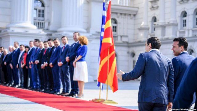 Ципрас: Да не беше Преспанскиот договор, сите коментатори на Европско ќе велеа Македонија