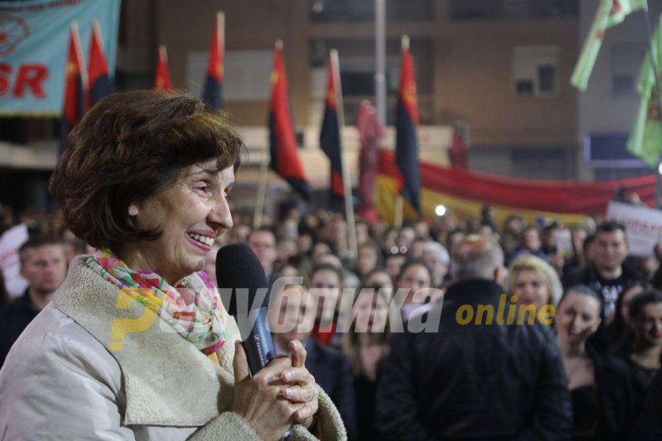Обединети Роми ја поддржаа Силјановска