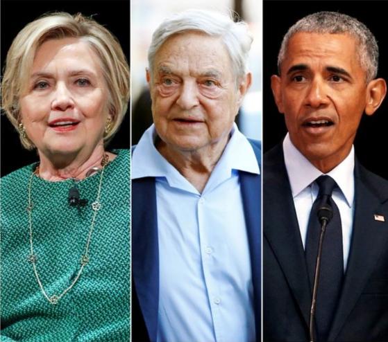 Милитантна група планирала ликвидација на Обама, Клинтон и Сорос