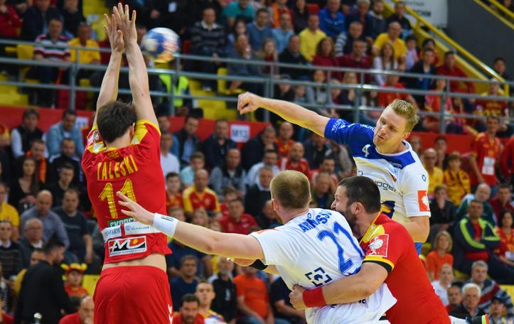Македонија пропушти победа, Исланд се спаси на три секунди пред крајот