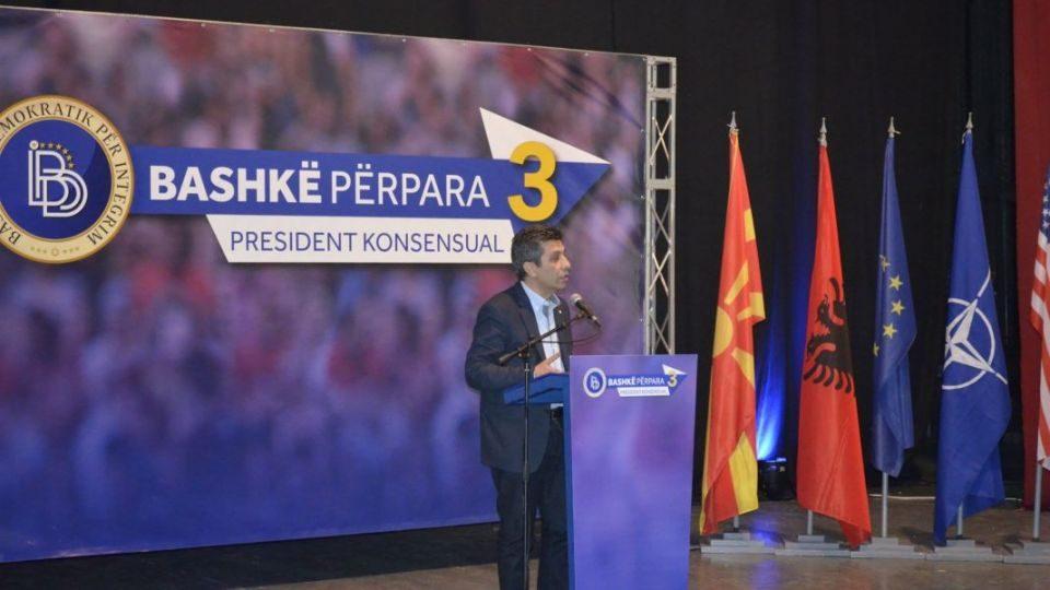 Изет Меџити: Ние ја направивме разликата помеѓу Пендаровски и Силјановска