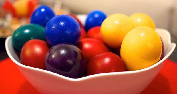 Оригинални идеи за фарбање јајца