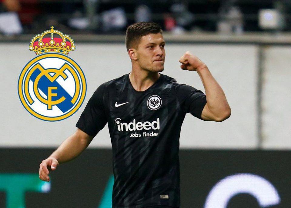 """""""Билд"""": Реал го договори Лука Јовиќ"""