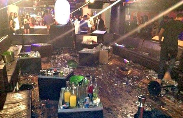 Се истепаа скопски келнери