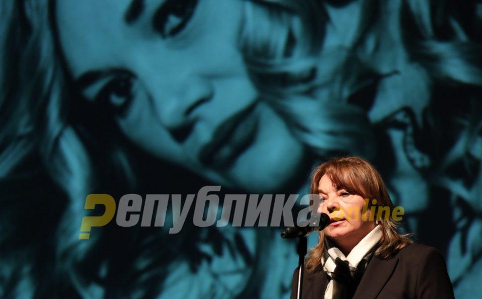 Актерката Катерина Коцевска е новата в.д. директорка на Драмски