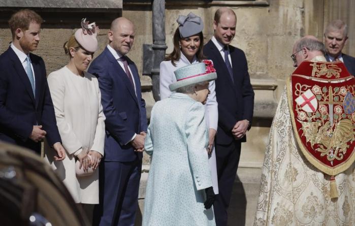 Кралицата Елизабета слави роденден, а само еден од семeјството не дојде на прославата