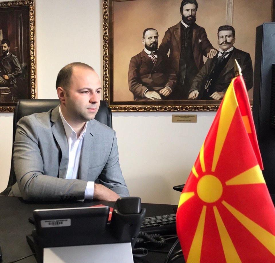 Мисајловски: ВМРО-ДПМНЕ слави 29 години од основањето, а ВМРО како организација преку еден век постоење