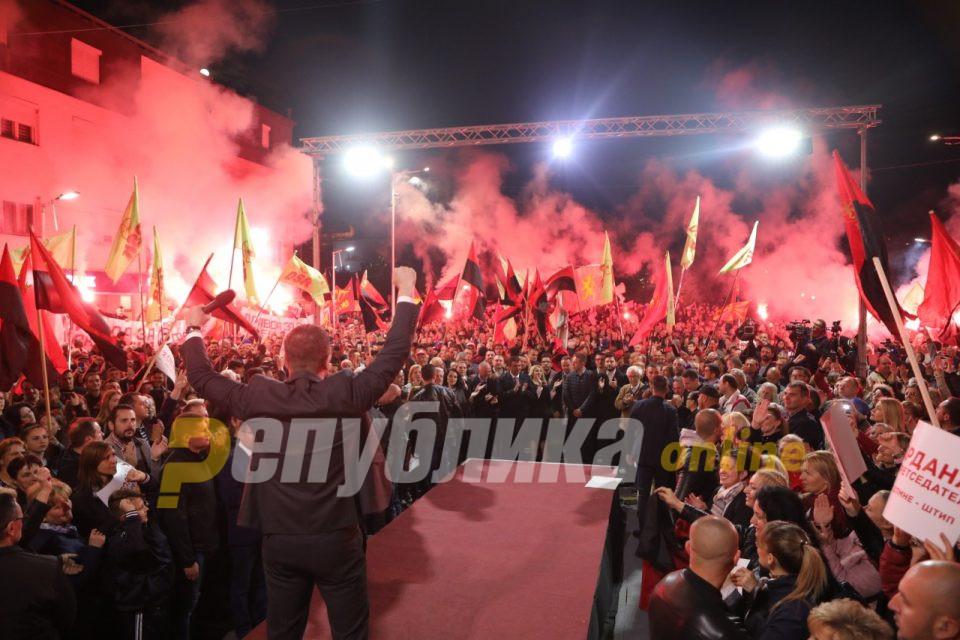 Почна падот на Зоран Заев, македонската пролет доаѓа!