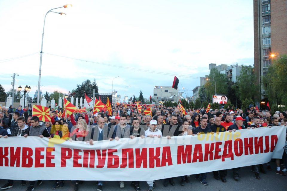 Бесот нека не ви биде поголем од љубовта кон татковината: Не бојкотирајте, излезете за Македонија!
