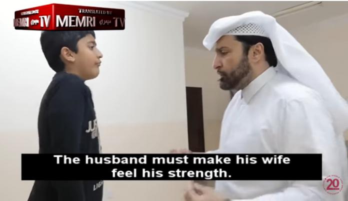 Муслимански духовник објави упатство како мажот да си ја тепа жената