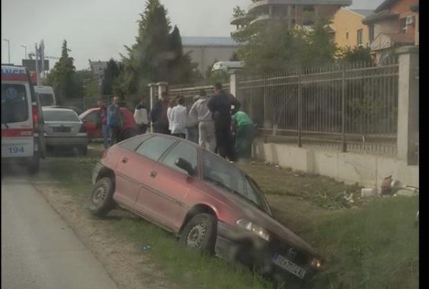 Визбегово: Автомобил прегази човек додека си ја косел тревата