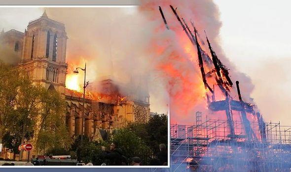 Македонија ќе и понуди помош на Франција за реставрација на Нотр Дам