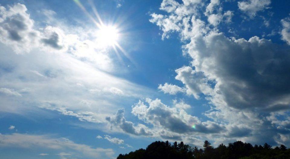 Попладне времето постепено ќесестабилизира